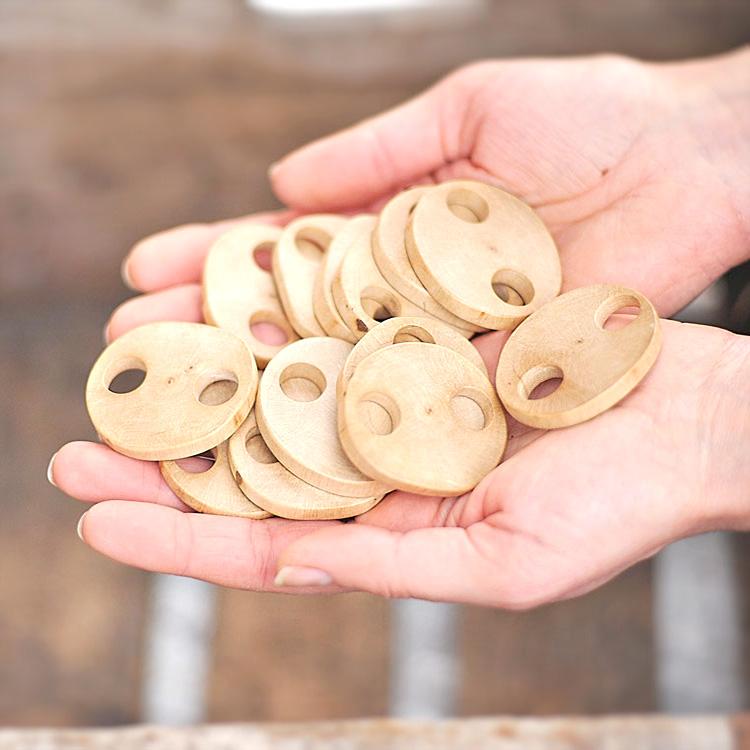 Componenti in legno