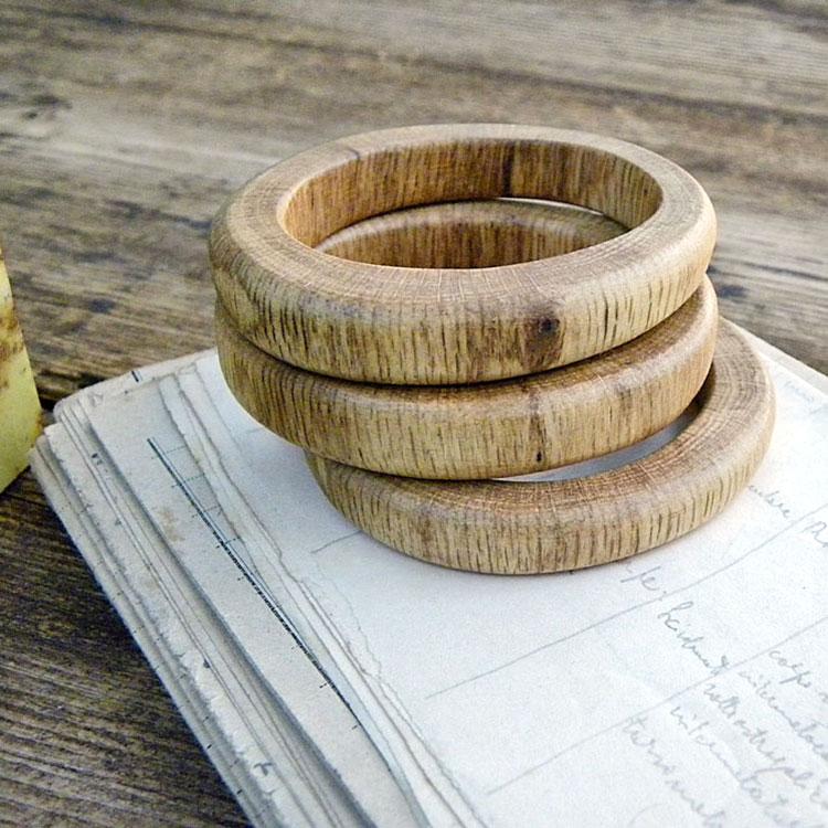 Cerchi in legno